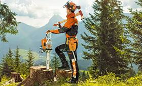 Waldarbeiteranzüge